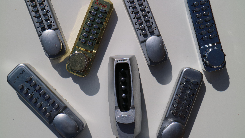 Digital code locks