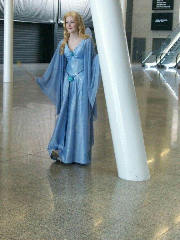 Blue Fairy costume  sc 1 st  Pinterest & Blue Fairy costume   Disney u0026 Non-Disney Dresses   Pinterest   Costumes