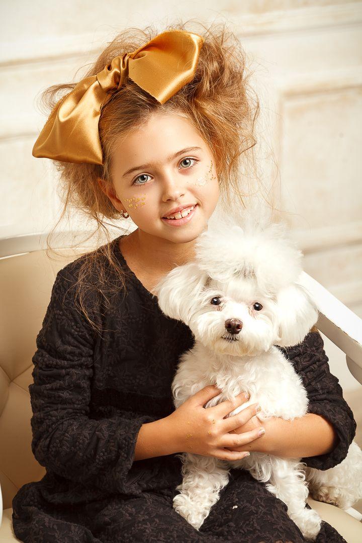 Pet teen model