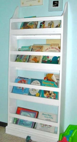 Ana White   Build A Flat Wall Book Shelves   Free And Easy DIY Project And  Furniture Plans