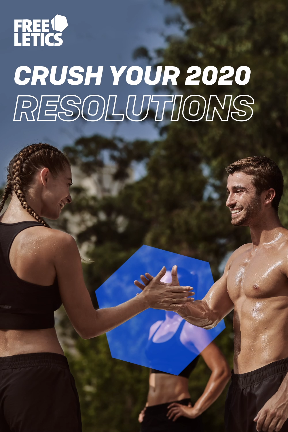 2020 is your year. Achieve your fitness goals with the Freeletics Training Coach. Maximize your resu...