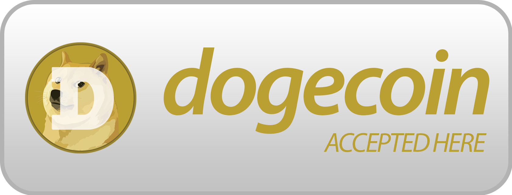 Dogecoin Accepted Here For Lacey The Pap! | Feelings ...