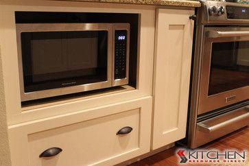 kitchen cabinets kitchen microwave cabinet
