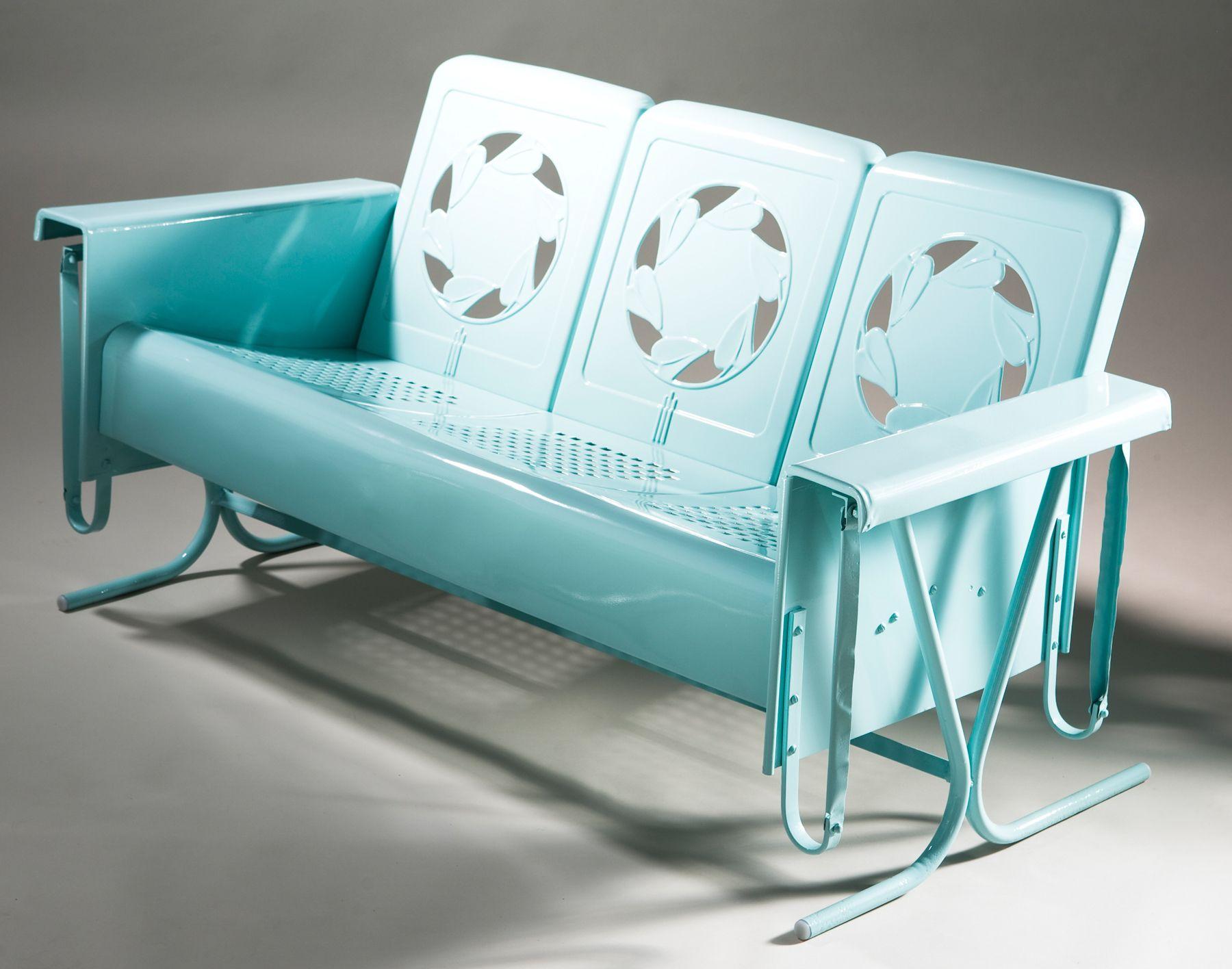 Vintage Metal Furniture Ideas