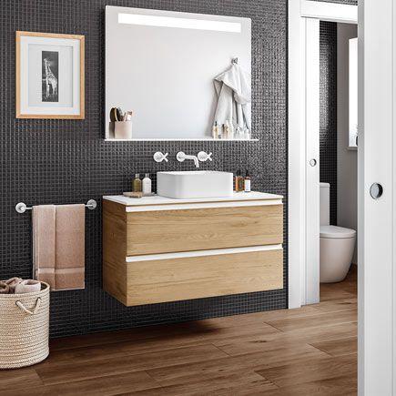 LEVITY - Leroy Merlin | Muebles de lavabo, Gresite baño ...