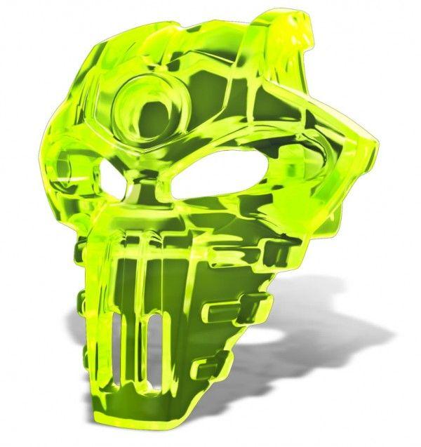 SDCC 2015 LEGO Bionicle Exclusive Skull Scorpio Mask - www.hothbricks.com