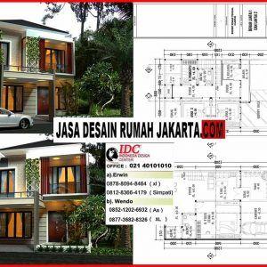 966+ denah rumah minimalis type 36 2 lantai   denah rumah