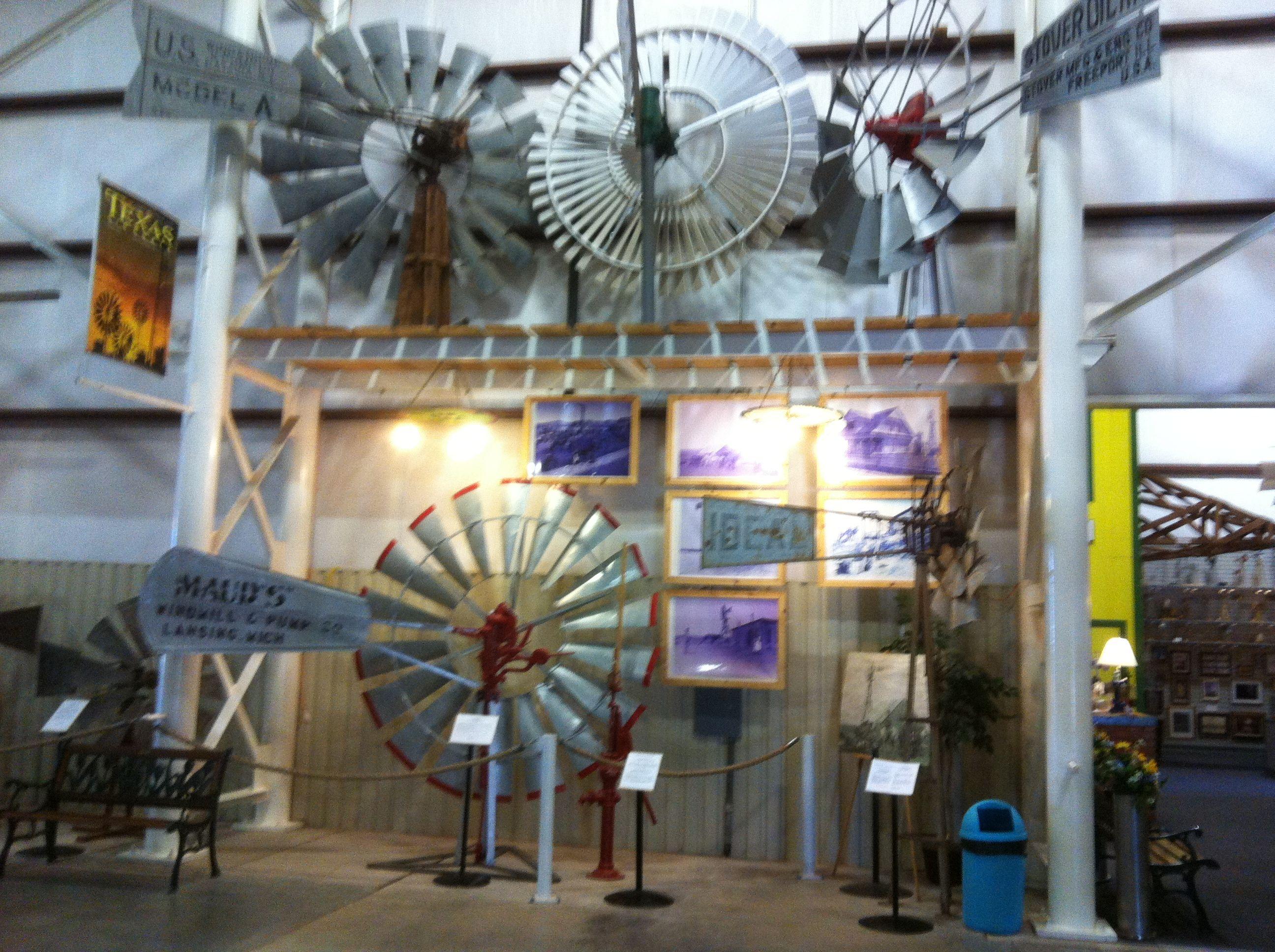 Wind turbine museum lubbock texas lubbock texas lubbock