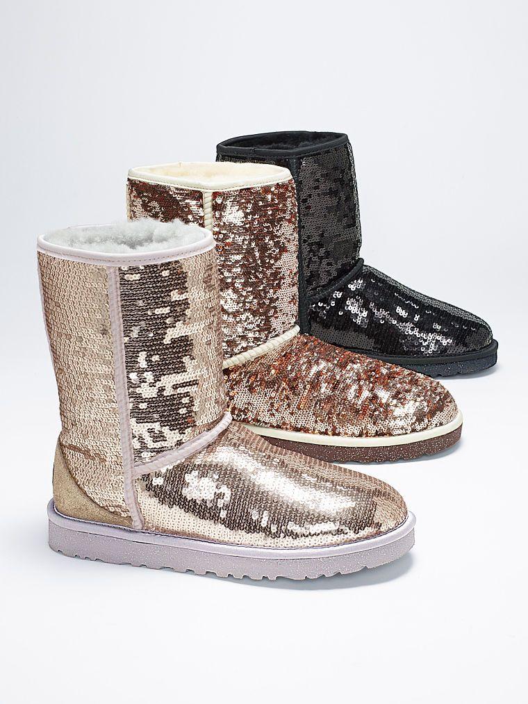 40b54ddcee1 Classic Sparkles Boot - UGG® Australia - Victorias Secret | Crop ...