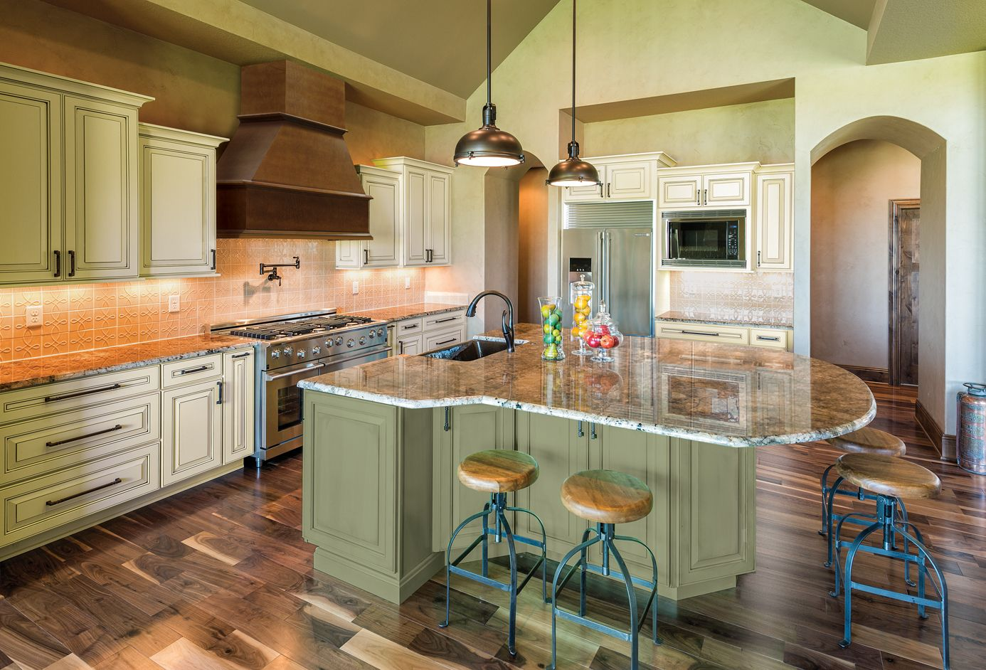 armstrong vanilla cream kitchen Kitchen and Bath Blab