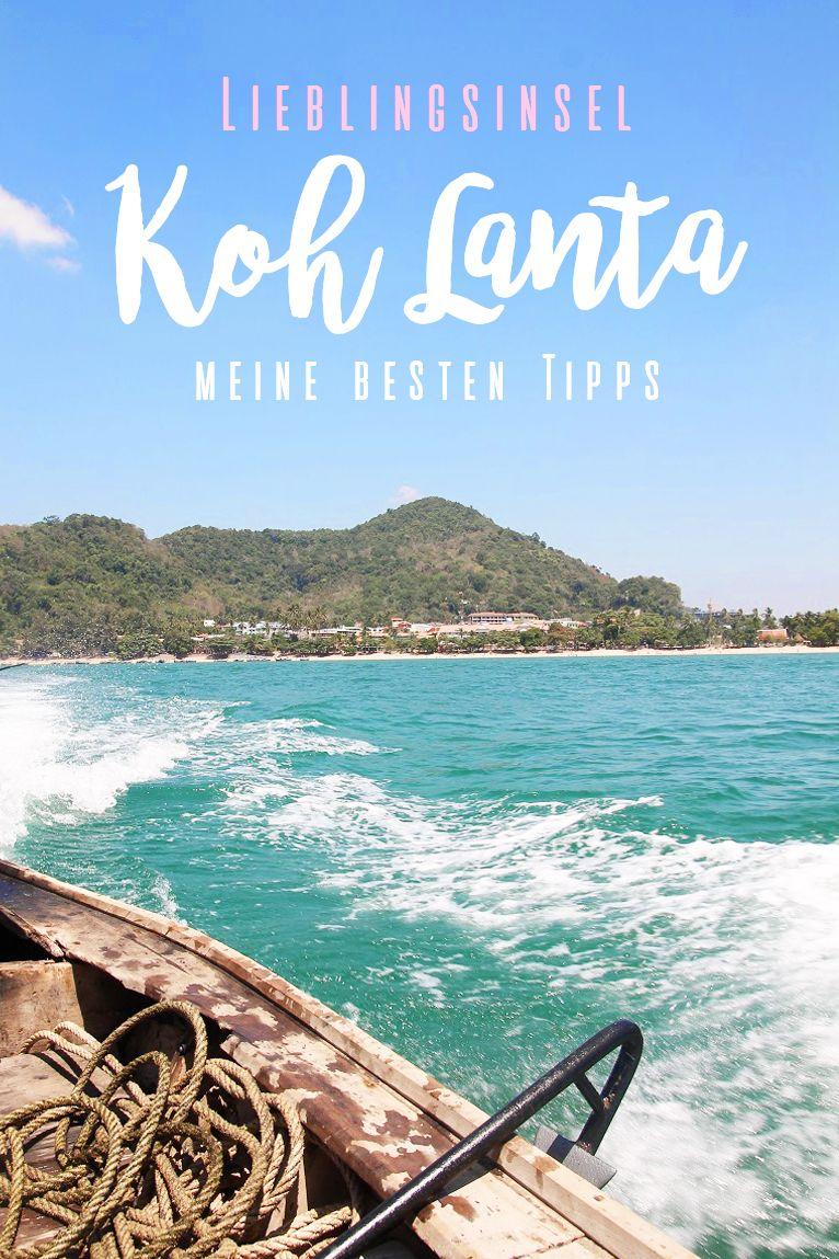 , Lieblingsinsel Koh Lanta: meine besten Tipps (Thailand), My Travels Blog 2020, My Travels Blog 2020