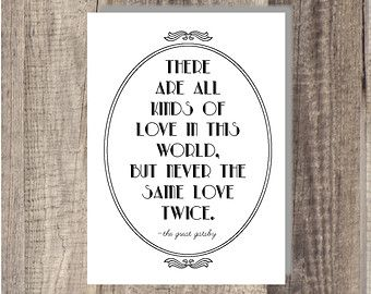 The Great Gatsby Chapter 9 Quotes Google Search Typography