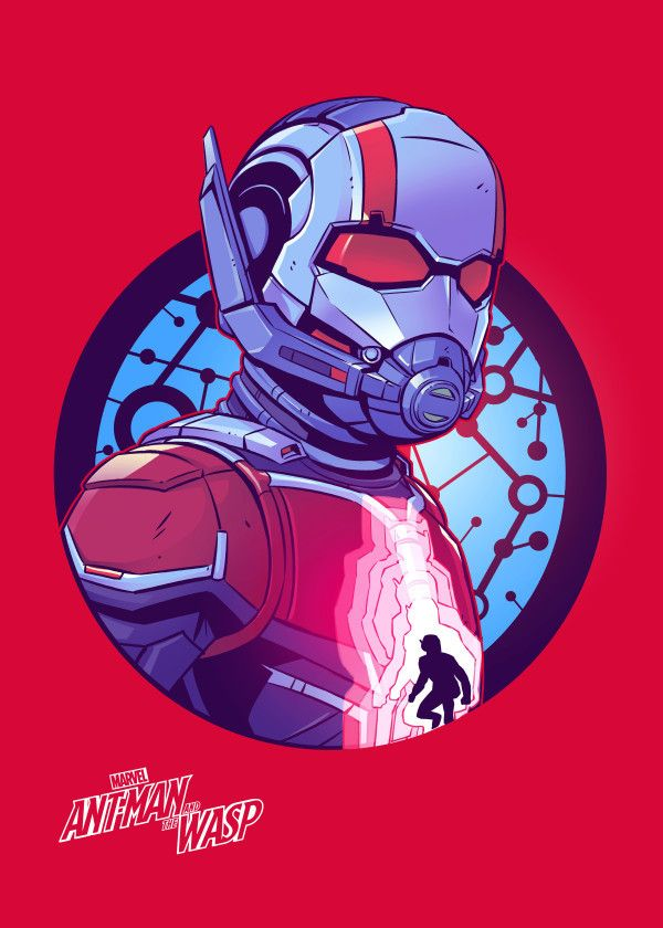 Marvel Ant-Man & The Wasp Displate Posters
