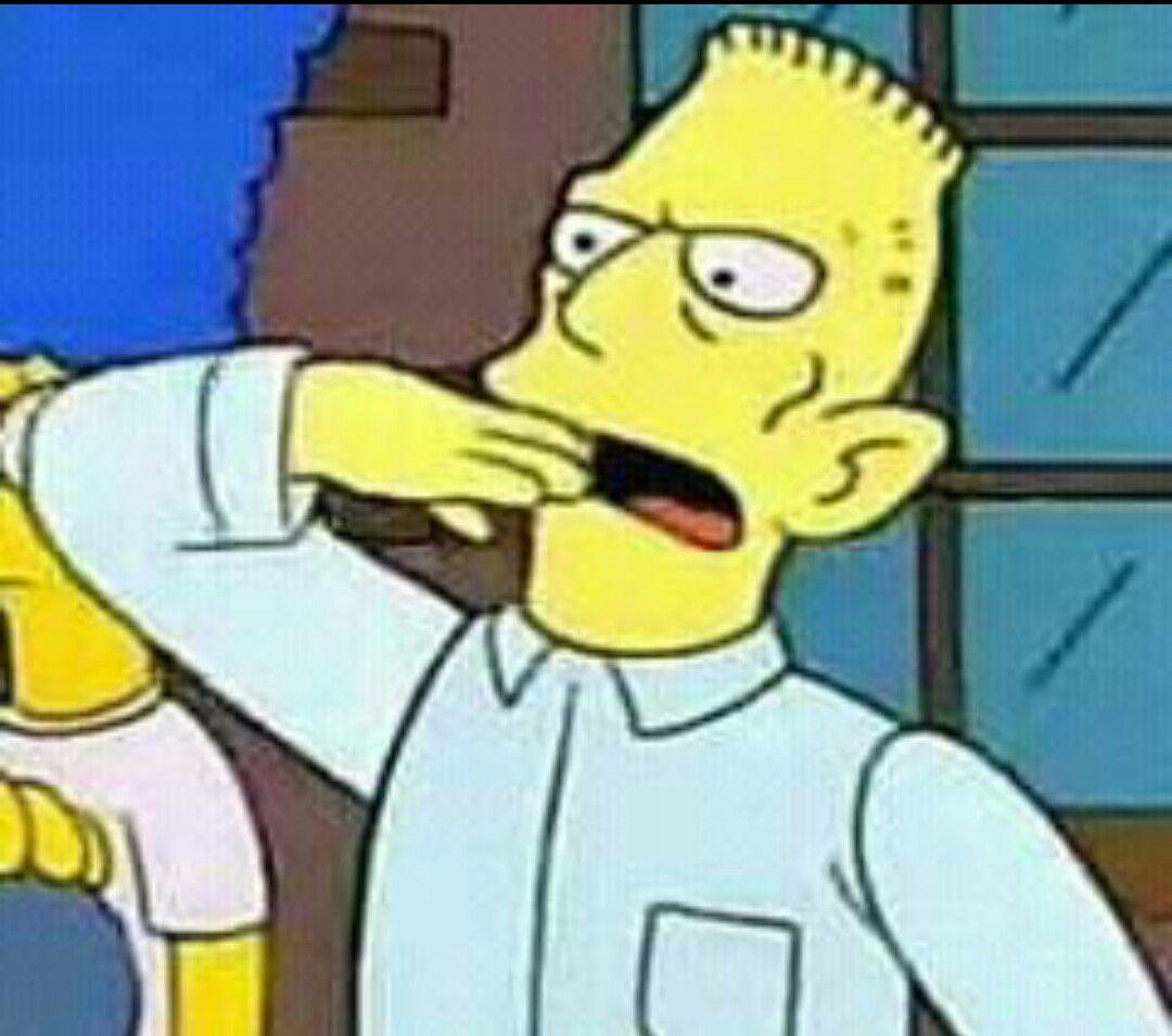 Pin De Carli Binek En Simpsons Mejores Memes Memes Humor En Espanol