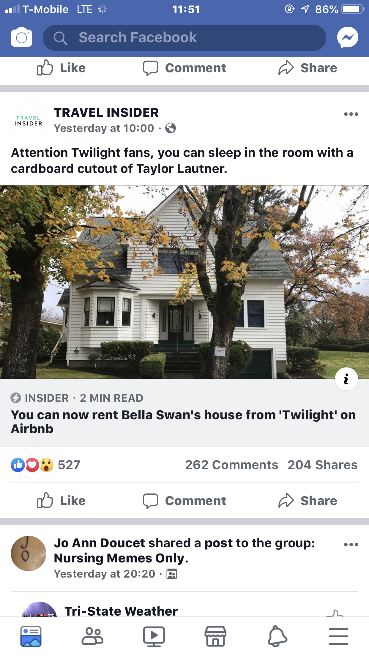 Bella Swans House West Coast Travel House House Styles
