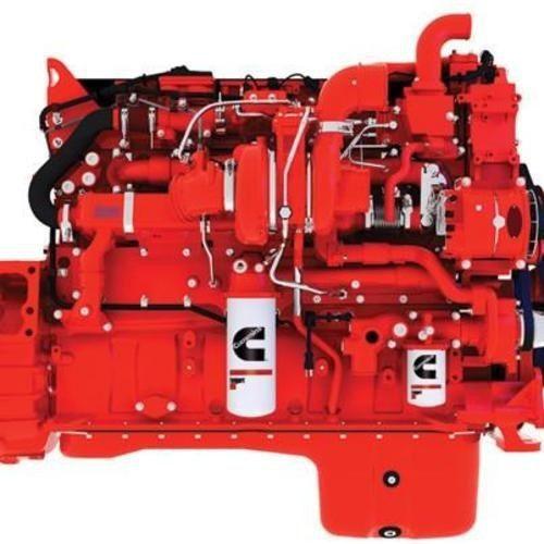 Cummins Signature ISX, QSX15 Diesel Engine Workshop