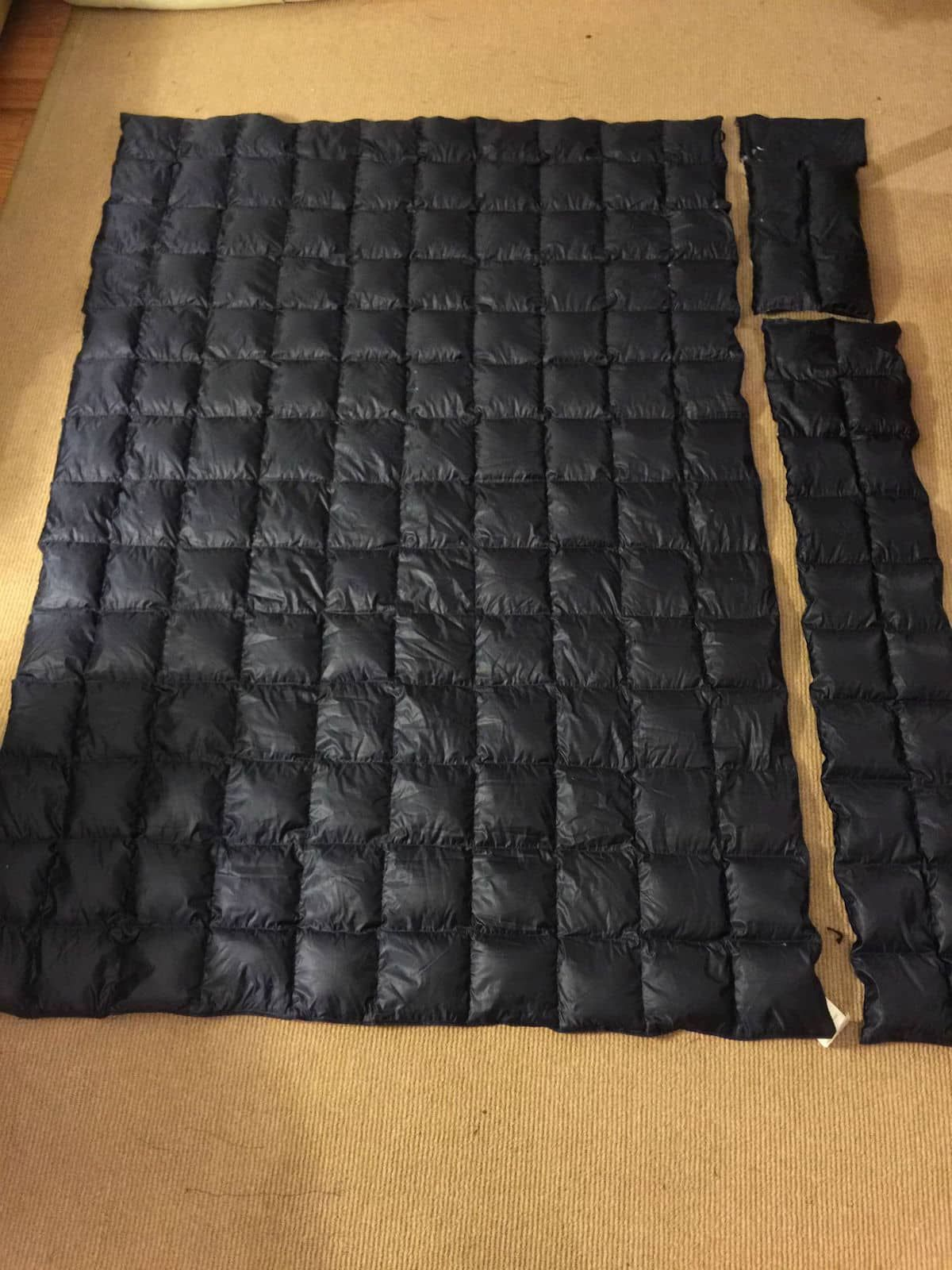 How To Make A Diy Underquilt And Topquilt In 6 Steps