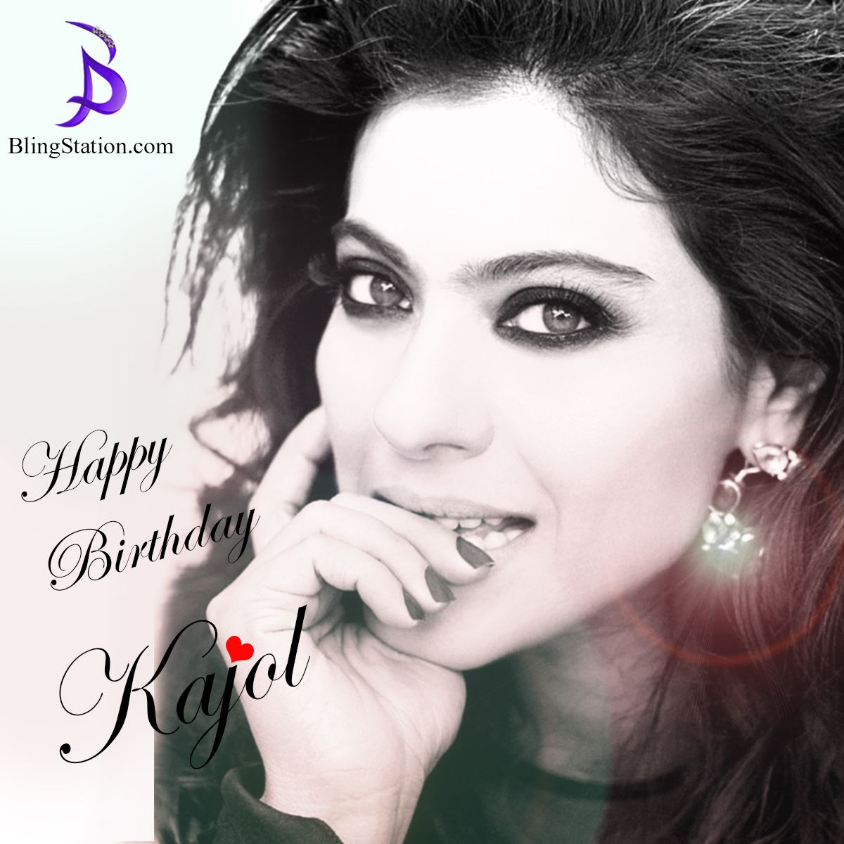 Wishing the stunning ‪#‎Kajol‬ a very Happy Birthday! Your beauty is beyond words! ‪#‎HappyBirthdayKajol‬ ‪#‎BlingStation‬ ‪#‎fashion‬ ‪#‎jewellery‬