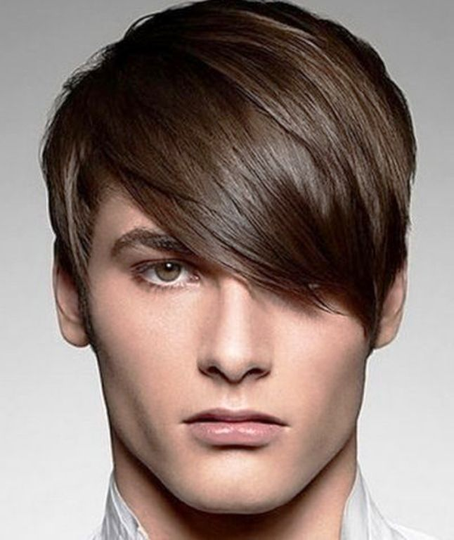 30 Fabulous Emo Hairstyles For Guys In 2016 Cool Funky Haircuts