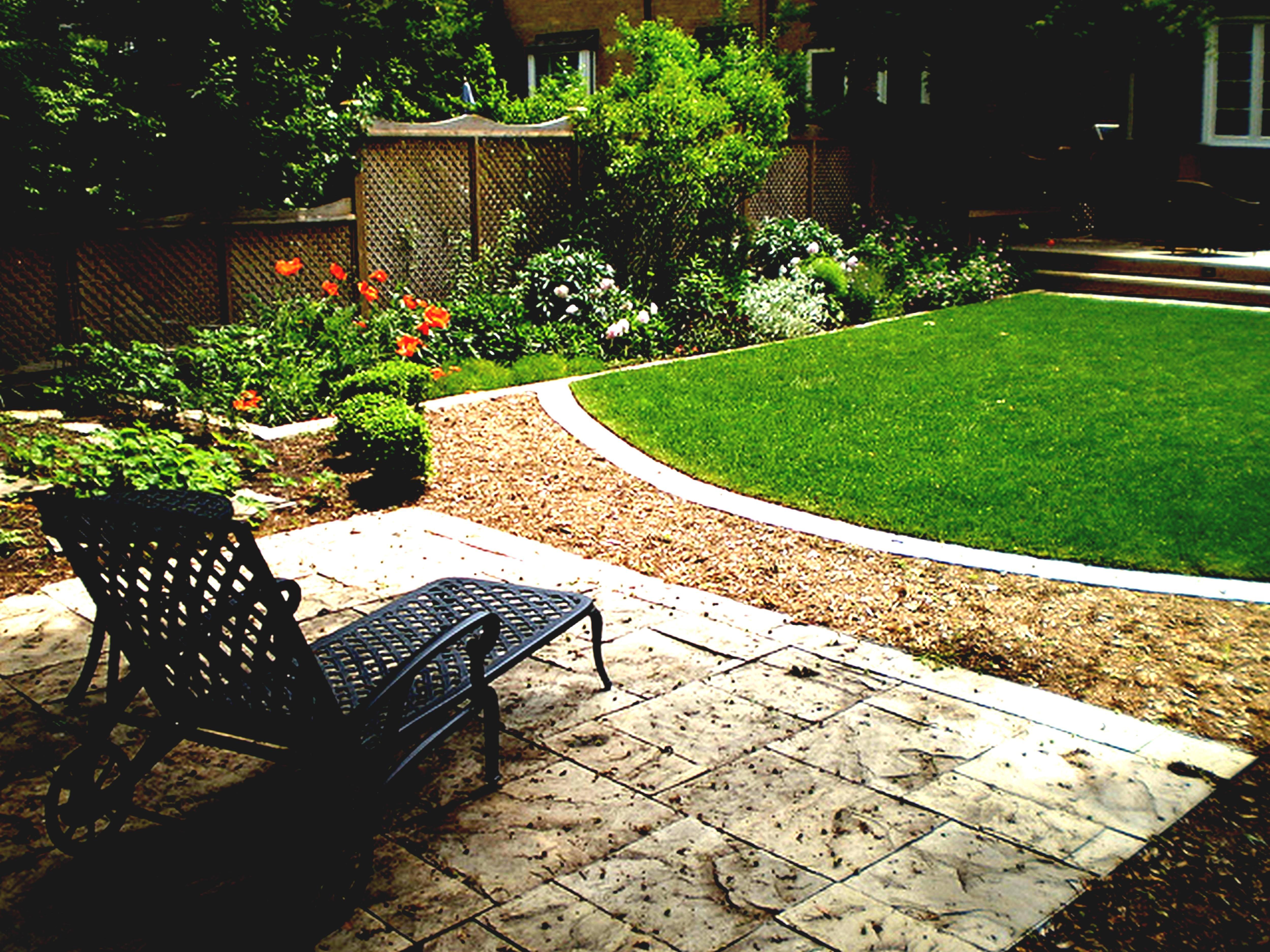 Fantastisch Patio Ideen Bilder Hinterhof Landschaftsgestaltung Auf Einen Haushalt  #Gartendeko