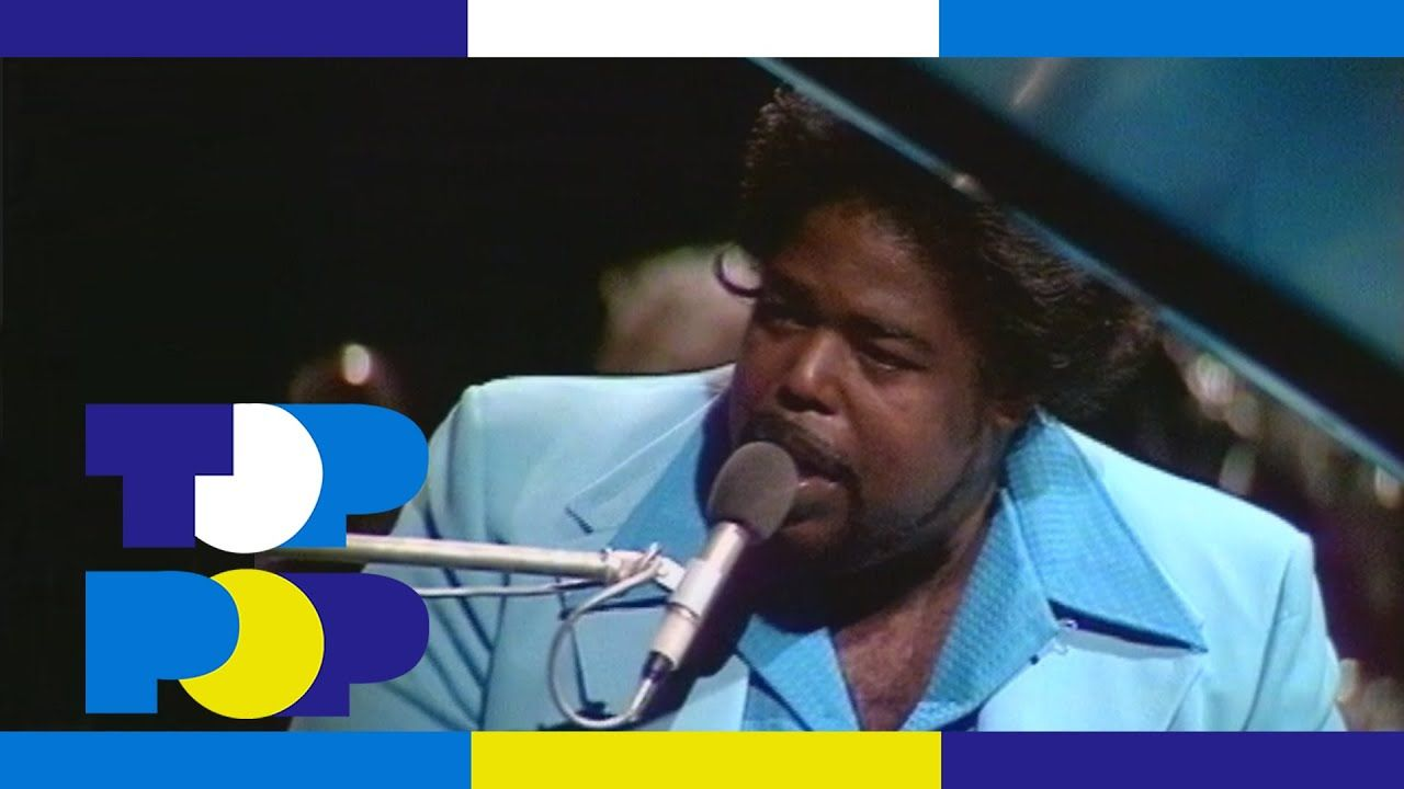 Barry White Never Gonna Give You Up Toppop Film Baby Driver