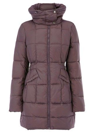 Warehouse quilted jacket, £80