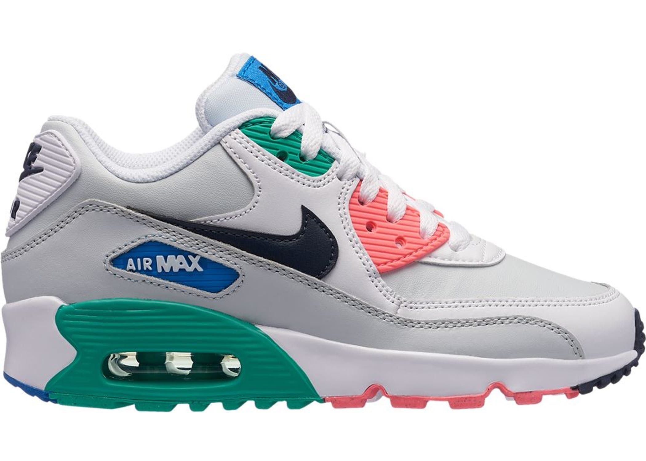 74e081dd Check out the Air Max 90 South Beach (GS) available on StockX ...
