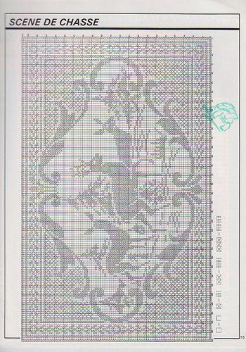 Журнал: 1000 mailles №08,100,109 - Вяжем сети - ТВОРЧЕСТВО РУК - Каталог статей - ЛИНИИ ЖИЗНИ