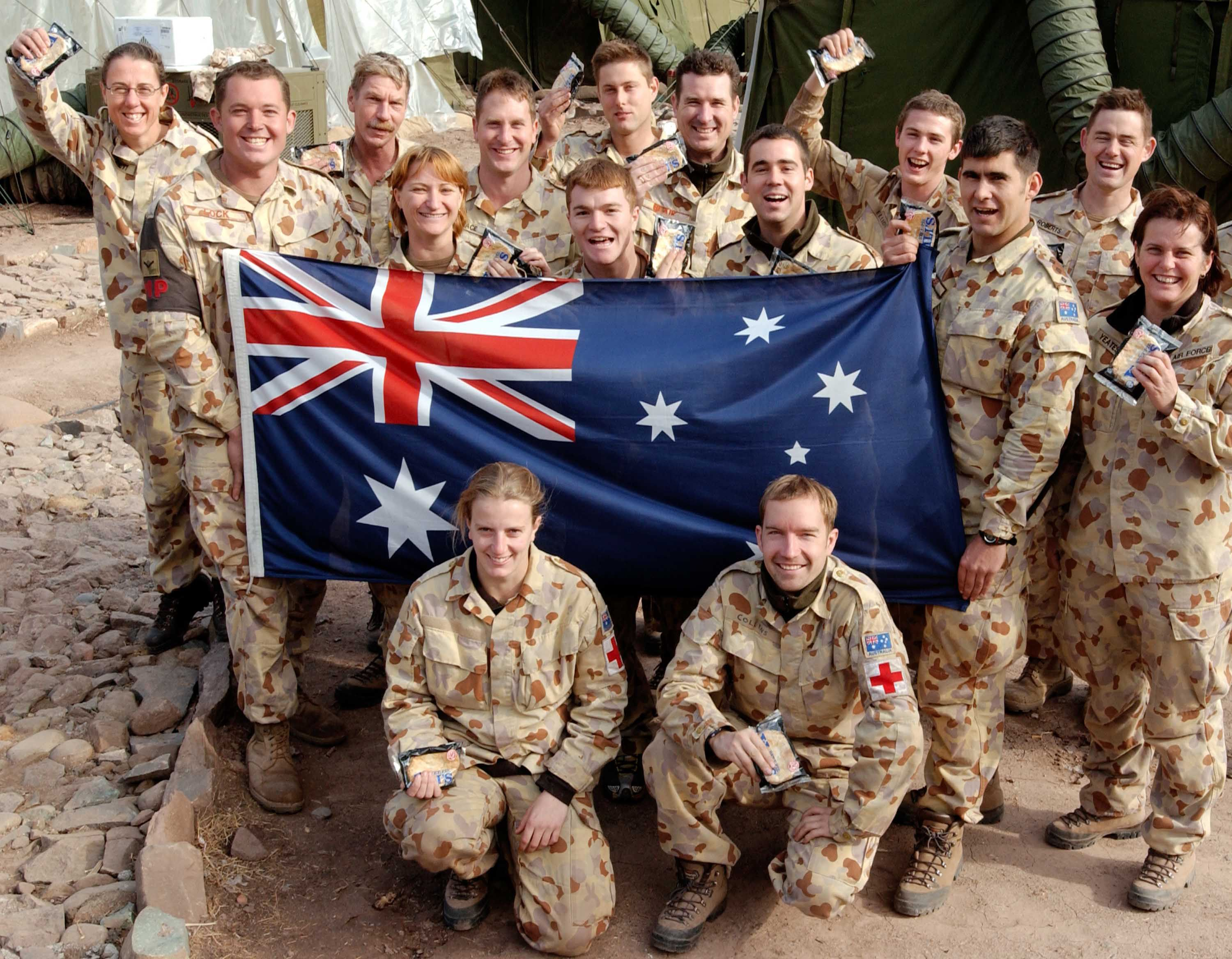 Military dating site in Australia