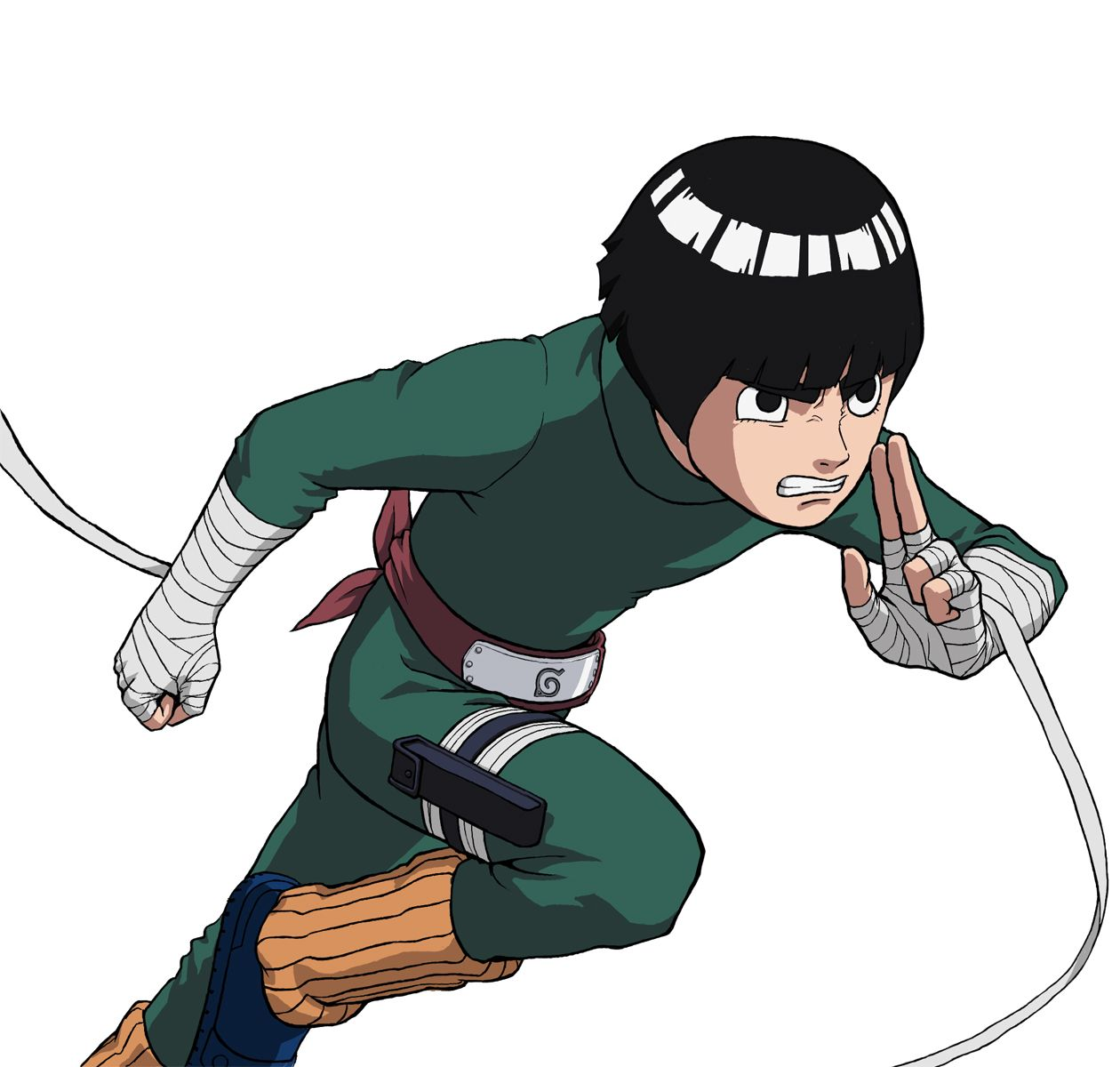 Rock Lee (ロック・リー, Rokku Rī) Is A Major Supporting
