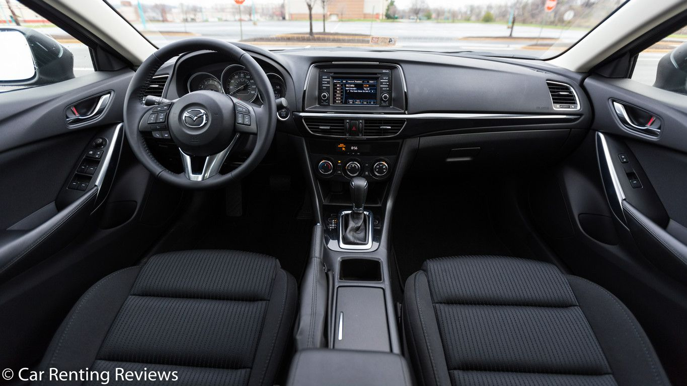New Mazda 6 2015 review - pictures   Mazda 6 2015 facelift - front ...
