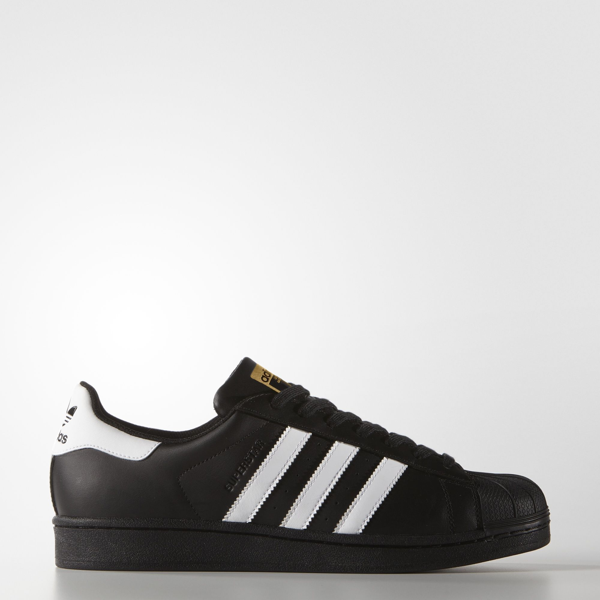 adidas superstar foundation negras