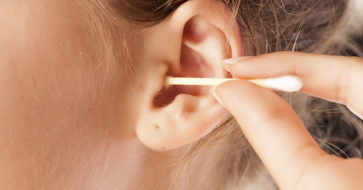 Put Down The Q Tips You Ve Been Cleaning Your Ears All Wrong Cleaning Your Ears Ear Cleaning Ear Wax Buildup