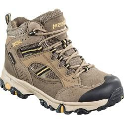 Photo of Meindl children's hiking shoe Tampa Junior Mid Gtx, size 30 in brown corn, size 30 in brown corn Meind