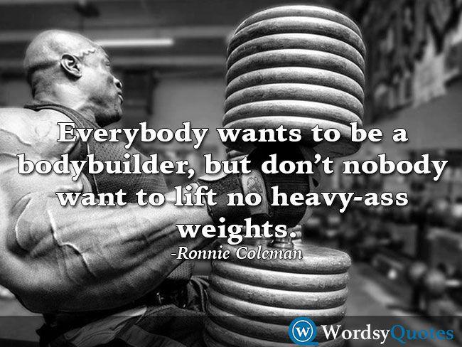c79ec19111487 Ronnie Coleman bodybuilding quotes