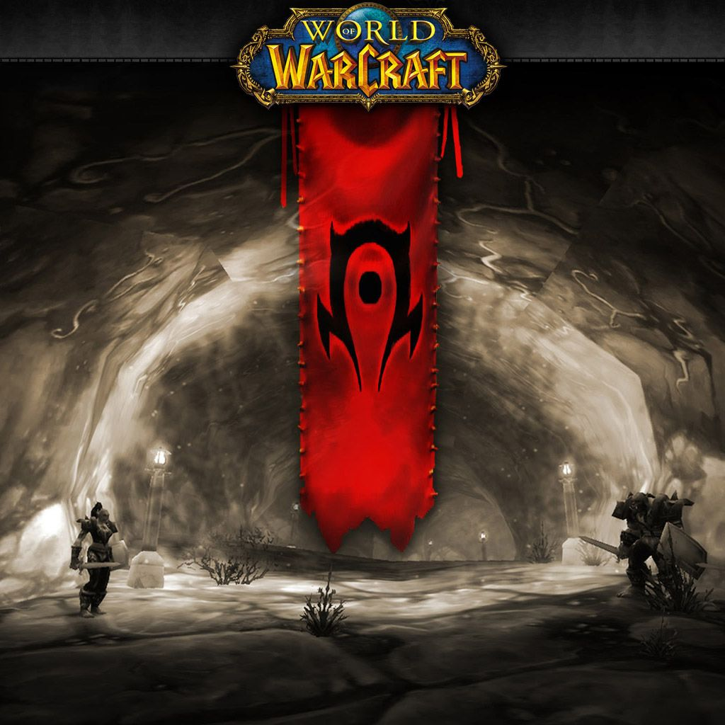 World Of Warcraft For The Horde World Of Warcraft World Of Warcraft Wallpaper Warcraft