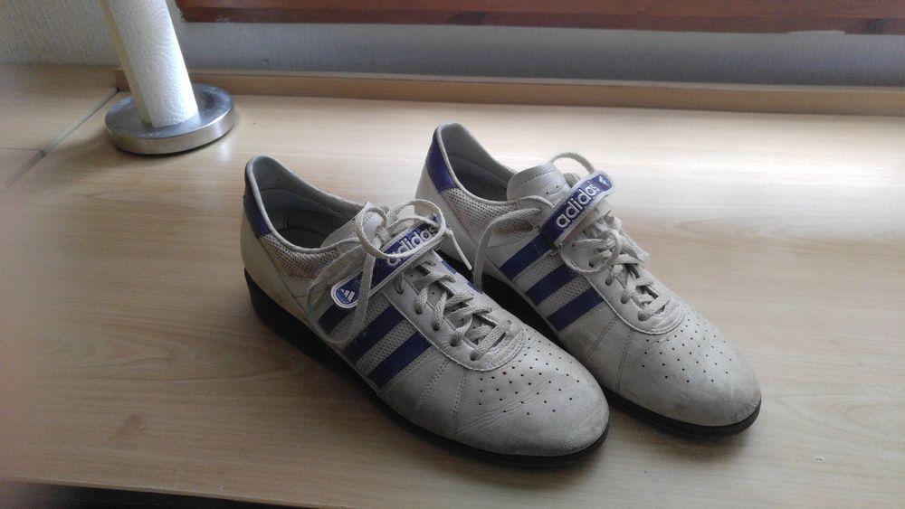 Adidas Vintage Olympic Weightlifting shoes Power Perfect I Adistar Rare  (eBay Link) 0064b1fa9771