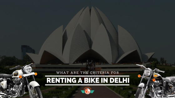 Exploring Delhi Can Be A Lot More Fun Than You Expected On A Bike