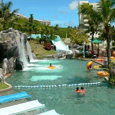 Guam Plaza Hotel Tarza Water Park