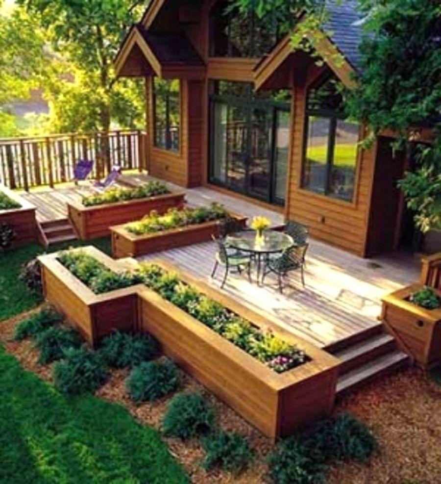 Fruit Raised Garden Bed Inspiration Backyard Patio 640 x 480