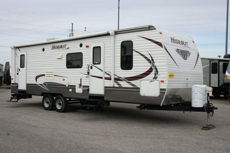 2013 Keystone Hideout 280lhs For Sale Jefferson Ia Rvt Com