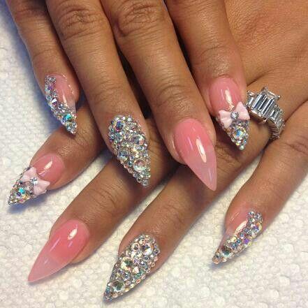 Nail art nail designs stiletto nails acrylic nails nail art nail designs stiletto nails acrylic nails prinsesfo Images