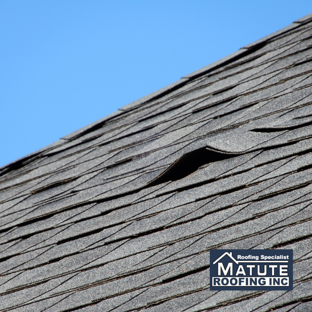 Here Are Some Signs That You May Need A New Roof Shingle Edges
