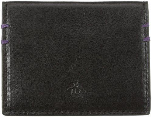 Original Penguin Men's Leather Business Card Holder, Black, One Size Original Penguin http://www.amazon.com/dp/B00CF3CDQO/ref=cm_sw_r_pi_dp_jz14vb1NMNJ9P