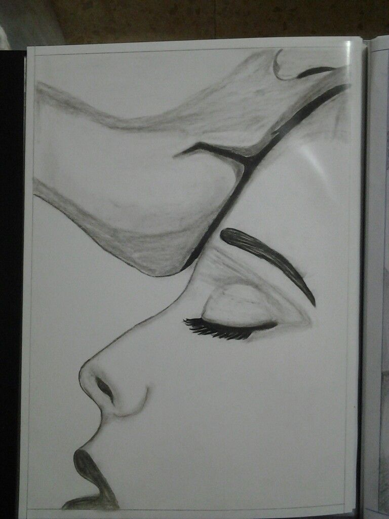 Kiss On The Forehead Is One Of The World Greatest Feeling Pencil
