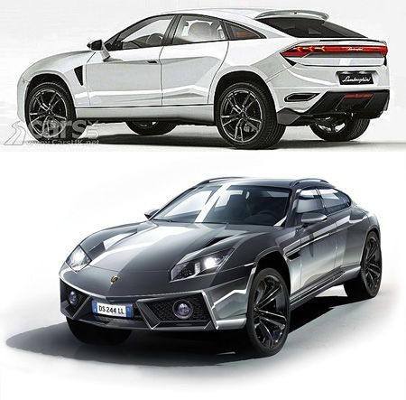 Lamborghini MLC is Company's First Ever SUV