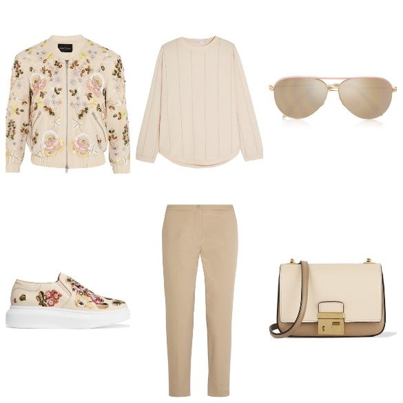Here'stoday's(24 Apr 2016) the best our curated outfit idea for Woman:  #outfit#outfitidea#look #MyTodayInStyle