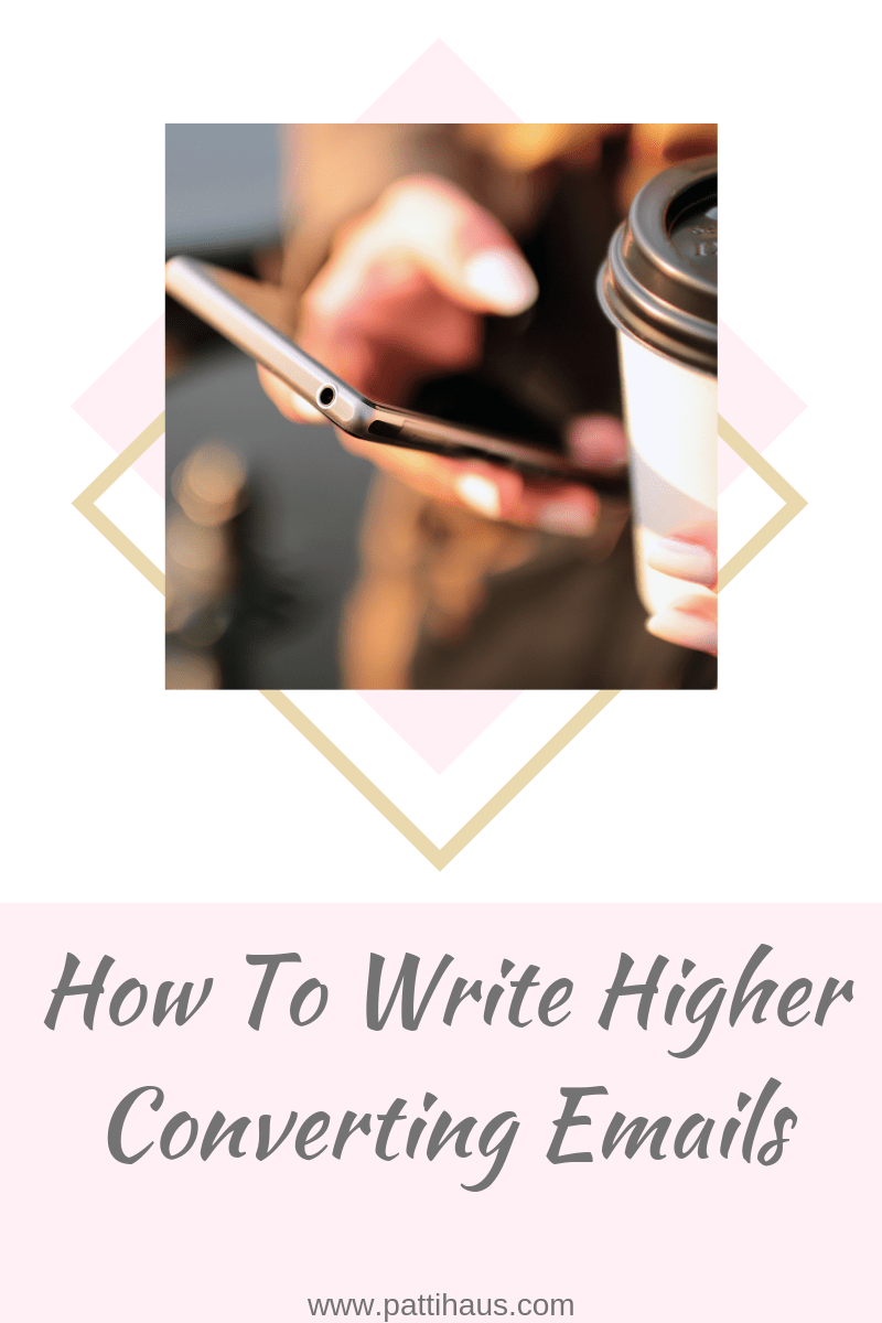 How to write higher converting emails Blogging secrets