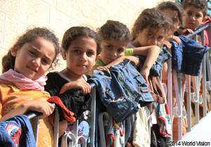 World Vision: Hope for the Holy Land