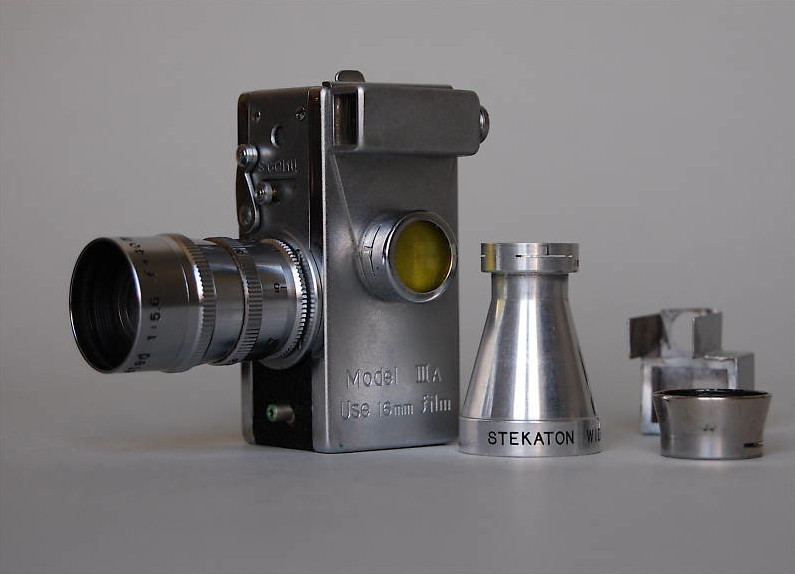 1950s Steky 16mm Miniature Spy Camera Made In Japan The